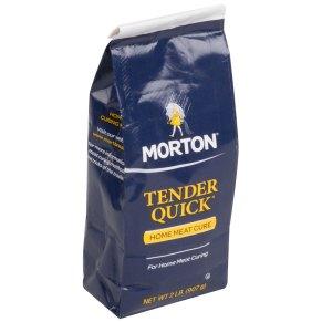 turkey - tender quick